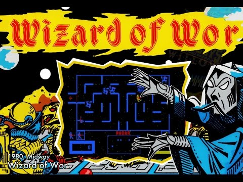 wizard of wor atari