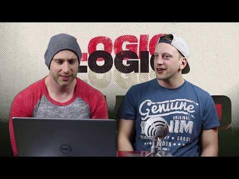 Logic - 44 More METALHEAD REACTION TO HIP HOP!!!