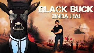 Salman khan Tiger zinda hai animation video