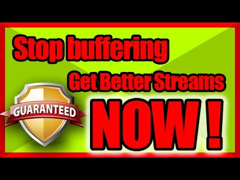 STOP BUFFERING FOREVER !! - EASY FIX ( 2020 ) FOR ALL DEVICES
