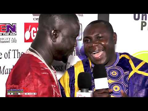 InterFace Gambia on Ben TV & Mamos TV Wed 6 & 8th Sep 2017 Gambian Cultural Night 2017