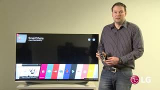 Magický ovladač pro LG Smart TV 2015