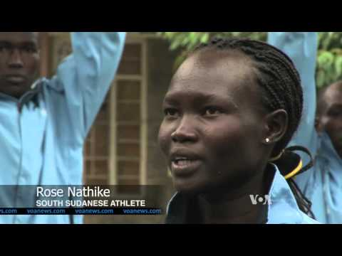 Refugees in Kenya Vie to Compete in Rio Olympics