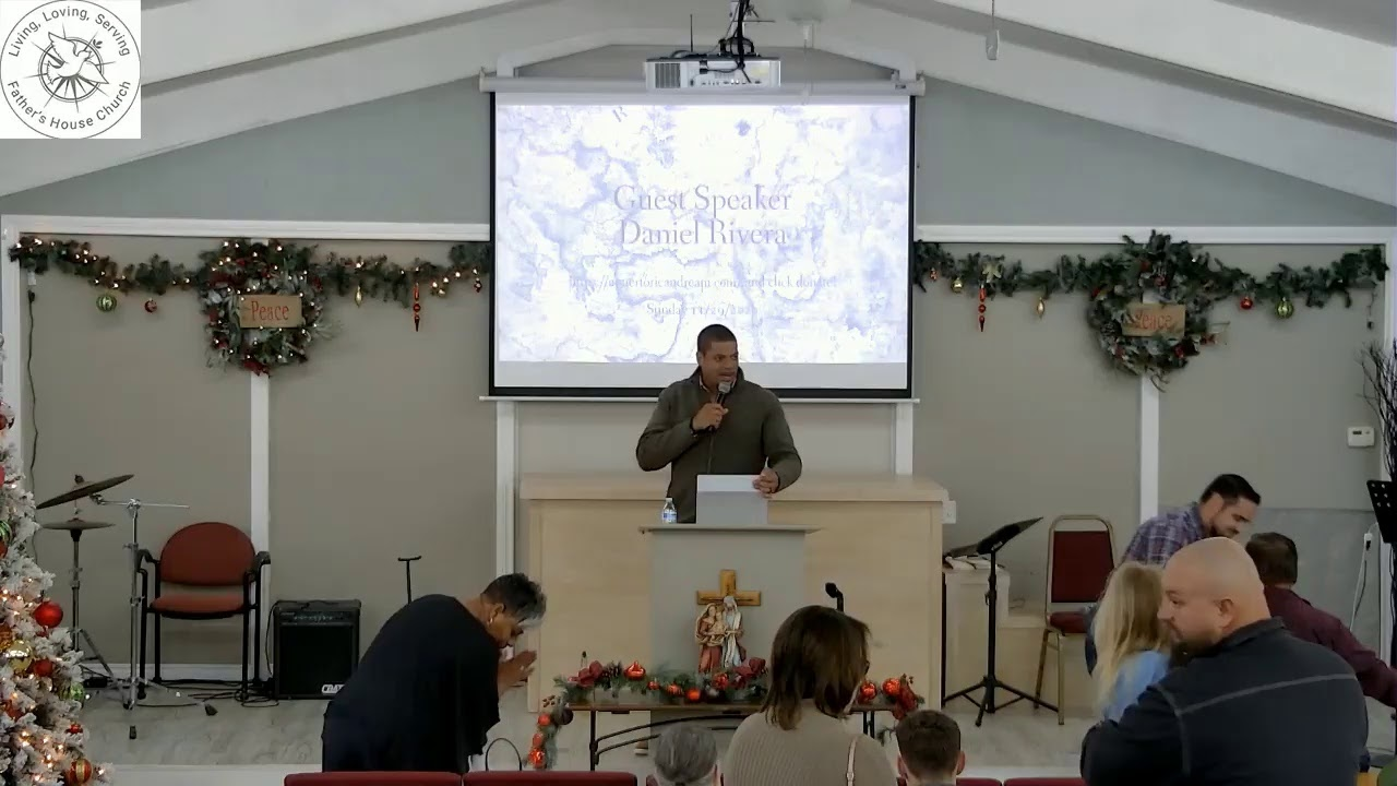 Father's House Church is Live!