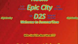 Racks - Epic City & D2S (Racks - YC ft. Future Cover)