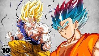 Top 10 Goku Transformations