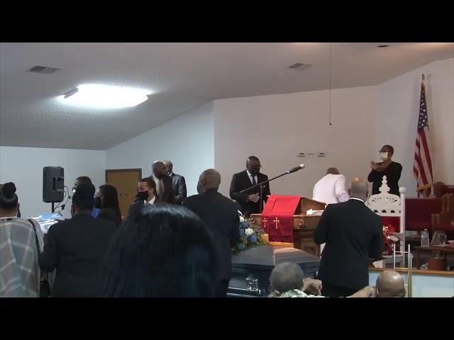 Funeral Services of Wilmer Eugene McBride