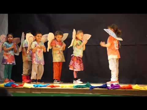 K001 The Butterfly Dance PSMS278 Paula Hedbavny School Group 2