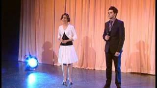 Claudiu Agapie & Catalina Chirtan - Pentru Tine Cant - You Are My Hiding Place [Official Video]