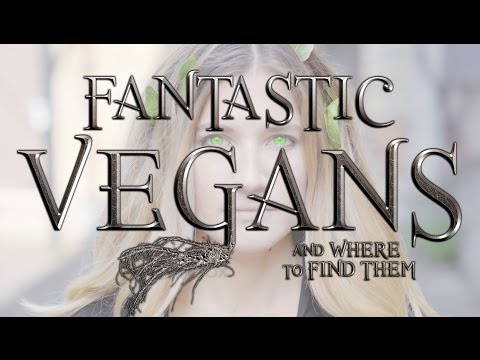 Fantastic Vegans and Where to Find Them | Trailer | Parody | Harry Potter Spin-off | The Edgy Veg