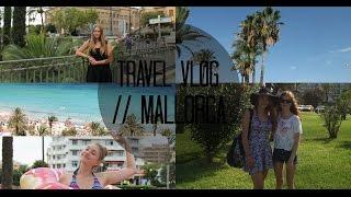 Holiday Vlog // Mallorca with Sabrina