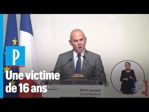 Coronavirus: Jérôme Salomon annonce le décès d'une adolescente de 16 ans