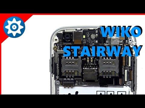 Reparação de Ecra | Wiko STAIRWAY | Screen Repair