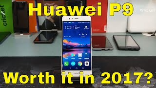 Huawei P9 - Still a phone worth considering in 2017?