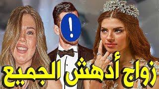 زواج ملك ابنة الفنانة رانيا فريد شوقي شاهد جمالها ومن هو خطيبها النجم الوسيم معشوق الفتيات