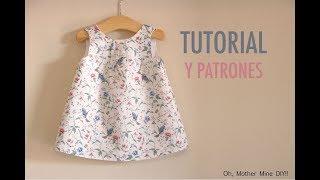Como hacer vestidos de niña