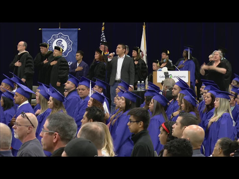 College of Lake County:  2017 GED Graduation Ceremony