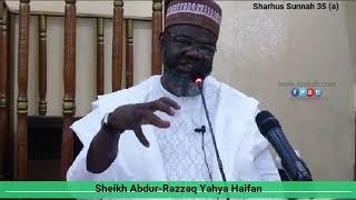 Haifan - Sharhus Sunnah 35(a)