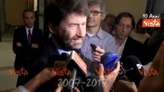 No a direttori stranieri per i musei italiani, Franceschini: