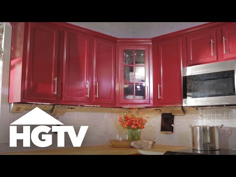 Download Youtube: 3 Kitchen Upgrades Under $100 - HGTV