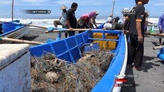 Aktivitas Nelayan Lumpuh Akibat Sampah - NET YOGYA