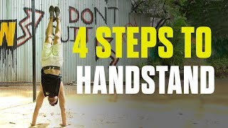 How to do a perfect Handstand   Handstand for Beginners Tutorial   Rajan Sharma  Hindi  MuscleBlaze