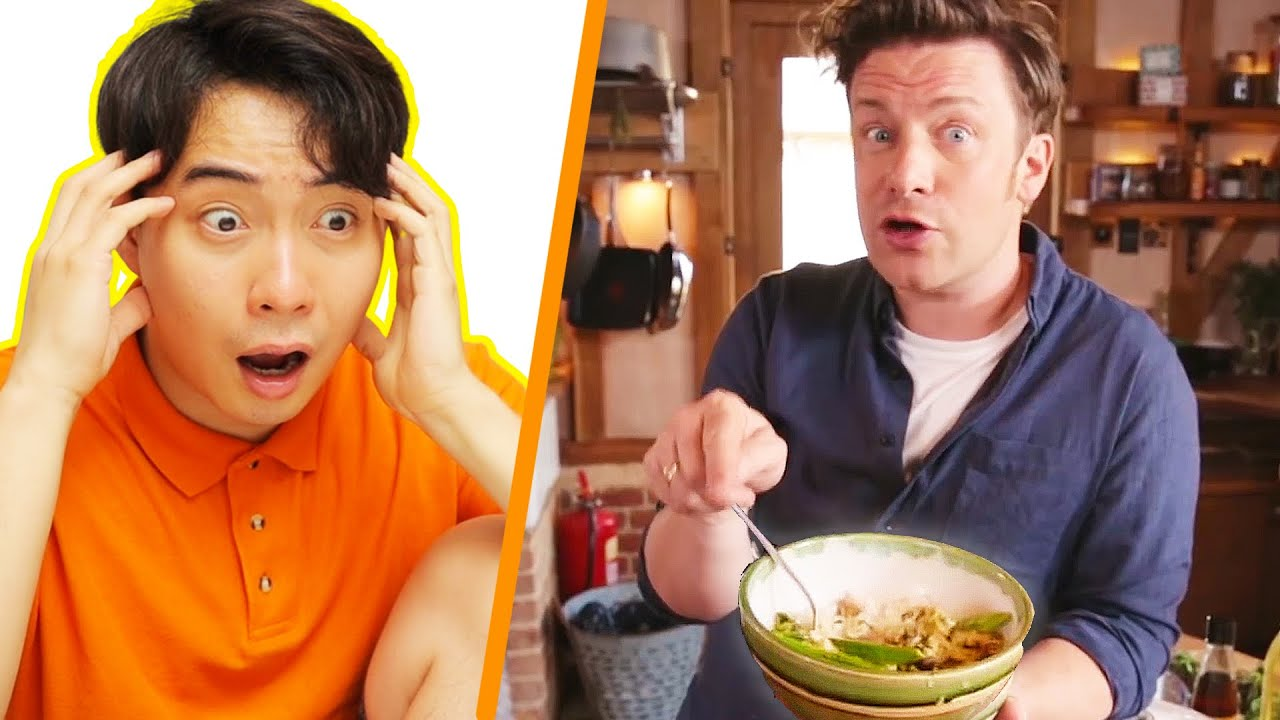 Uncle Roger HATE Jamie Oliver Thai Green Curry