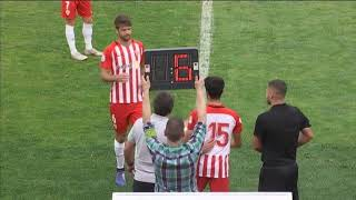 CF Villanovense 2-1 Almería B (14-04-19)