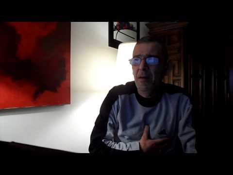 """alain Marty phase terminale cancer des poumons chante""""il faut savoir"""""""