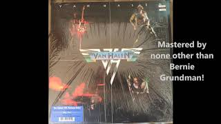 Lounge Audio Needle Drops - Van Halen - Eruption & You Really Got Me