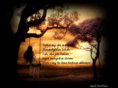 Nursyella-Menangis Dalam Hujan~lirik~