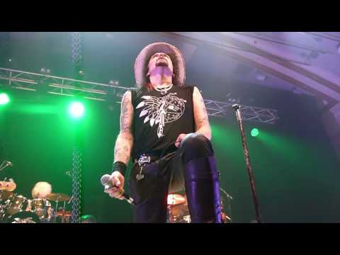 Adam Ant - Lady & Fall In - De Montfort Hall, Leicester - 21st May 2017