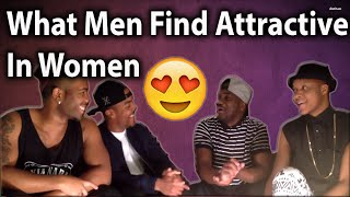 What Guys Find Attractive In Girls