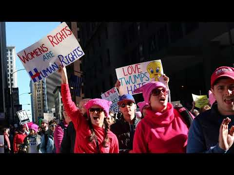 News Update 'Feminism' is Merriam-Webster dictionary's word of the year 13/12/17