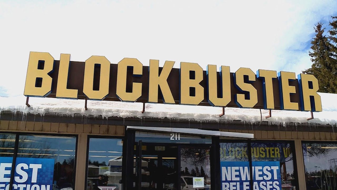 The Last Blockbuster Store In The World Refuses To Close