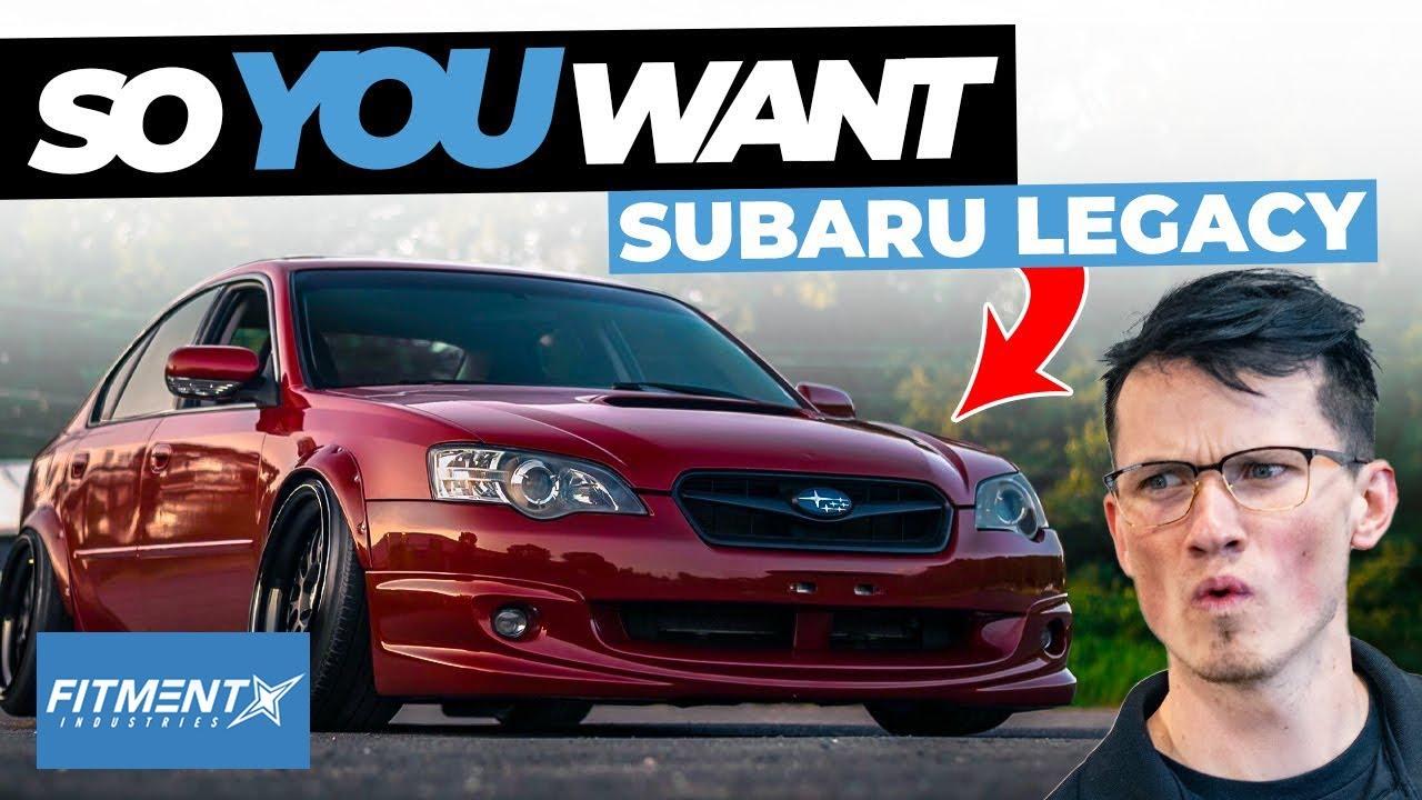 So You Want A Subaru Legacy