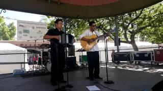 2017 Santa Fe Spanish Market | David Garcia and Jeremiah Martinez - Buenos Dias Paloma Blanca