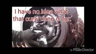 3- Ignition Breaker Points trouble shooting Moteur Bernard W12 1949 1950 Is it worth restoring ?