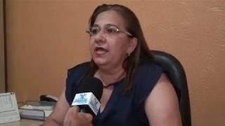 Secretária de articulação institucional Ana Cristina explica o atraso no pagamento dos servidores