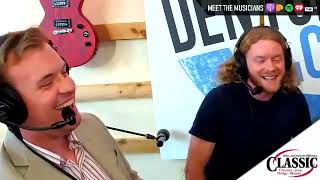"Remain- Live Interview on Denton Radio ""Meet the Musicians"""