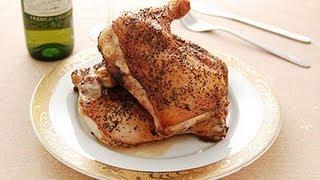 【楊桃美食網】烤出漂亮入味的雞腿
