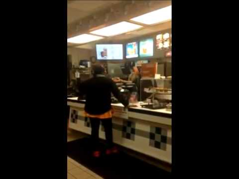 Michelle Obama Loses Mind Over 6 Dollars and 99 Cents at McDonalds.