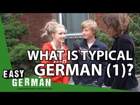 What is typical German? (1) | Easy German 20