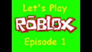 Let's Play Some ROBLOX GAMES!!!