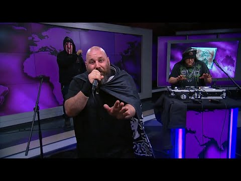 Sage Francis Performs 'Dead Man's Float' on Breaking the Stage