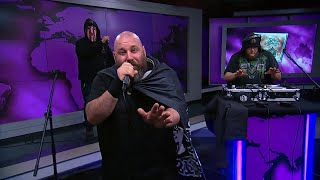 Sage Francis Performs