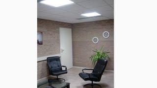 Светодиодный офисный светильник- тестирование.(Существует популярный миф о том, что светодиодные светильники неустойчивы к скачкам напряжения в сети,..., 2014-04-06T01:00:01.000Z)