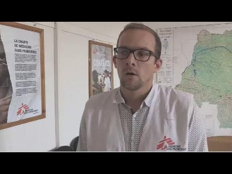 MSF prepares response plan against ebola in DRC