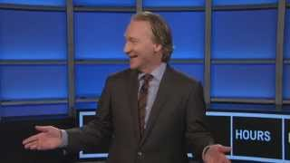 Real Time with Bill Maher: Monologue - January 30, 2015 (HBO)