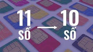 CHÚ Ý đổi từ 11 số sang 10 số: Cẩn thận mất Facebook!